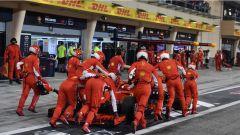 F1 2018 GP Bahrain, Kimi Raikkonen