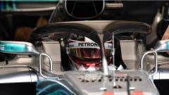 F1 2018 GP Bahrain, Lewis Hamilton