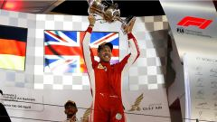 F1 2018 GP Bahrain, Sebastian Vettel vince il secondo round