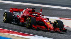 F1 2018 GP Bahrain, Sebastian Vettel