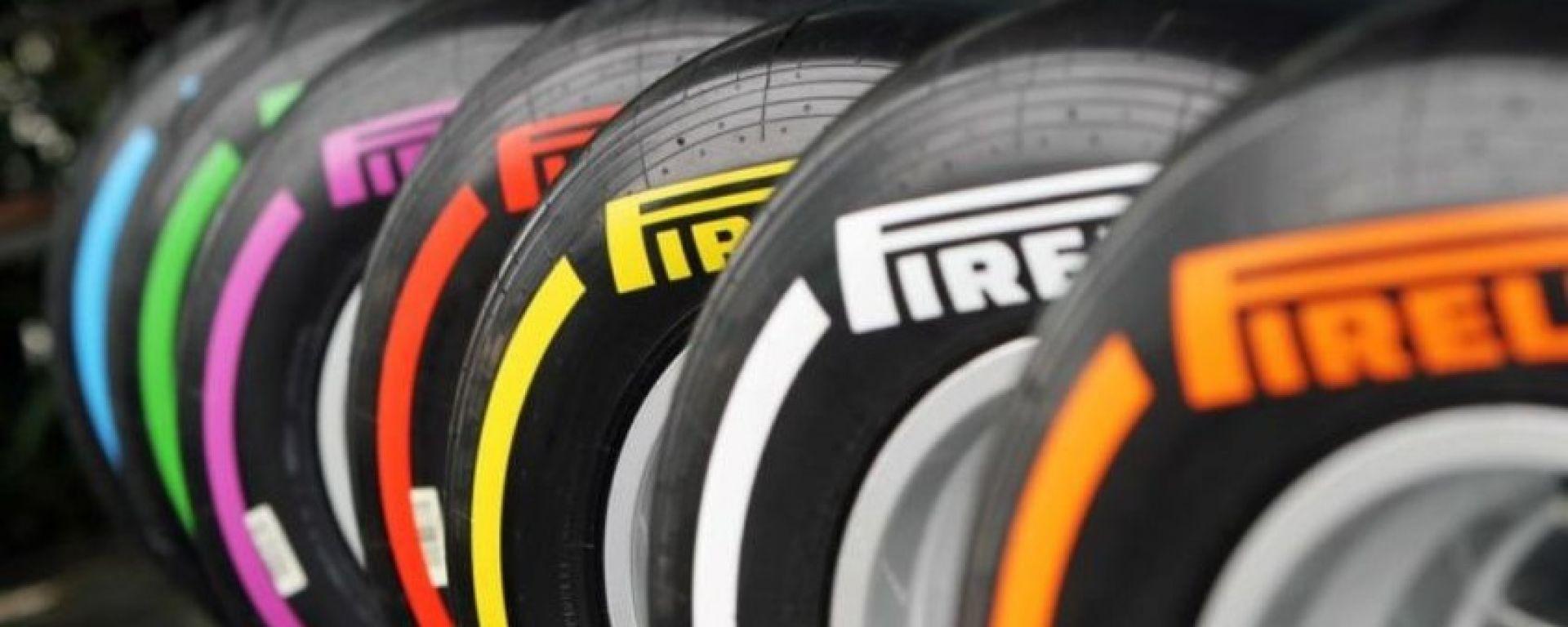 F1 2018, GP Bahrain: team e piloti hanno scelto le mescole Pirelli