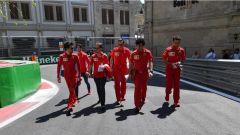 La Ferrari litiga con il set up. Bottas vola e Crashstappen sbatte - Immagine: 2