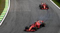 """GP Brasile, Verstappen: """"Colpa di un idiota"""". E con Ocon finisce a spintoni - Immagine: 8"""