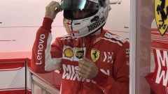 """GP Brasile, Vettel: """"Avevo uno scoiattolo tra i piedi..."""" - Immagine: 1"""
