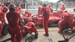 GP Brasile: vince Hamilton, ma merita Verstappen (buttato fuori da Ocon) - Immagine: 10