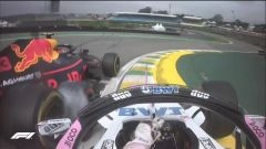 GP Brasile: vince Hamilton, ma merita Verstappen (buttato fuori da Ocon) - Immagine: 12