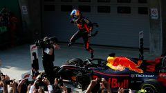 F1 2018 GP Cina, Daniel Ricciardo vince a Shanghai
