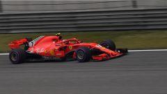 F1 2018 GP Cina, Kimi Raikkonen