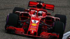 F1 2018 GP Cina, Sebastian Vettel