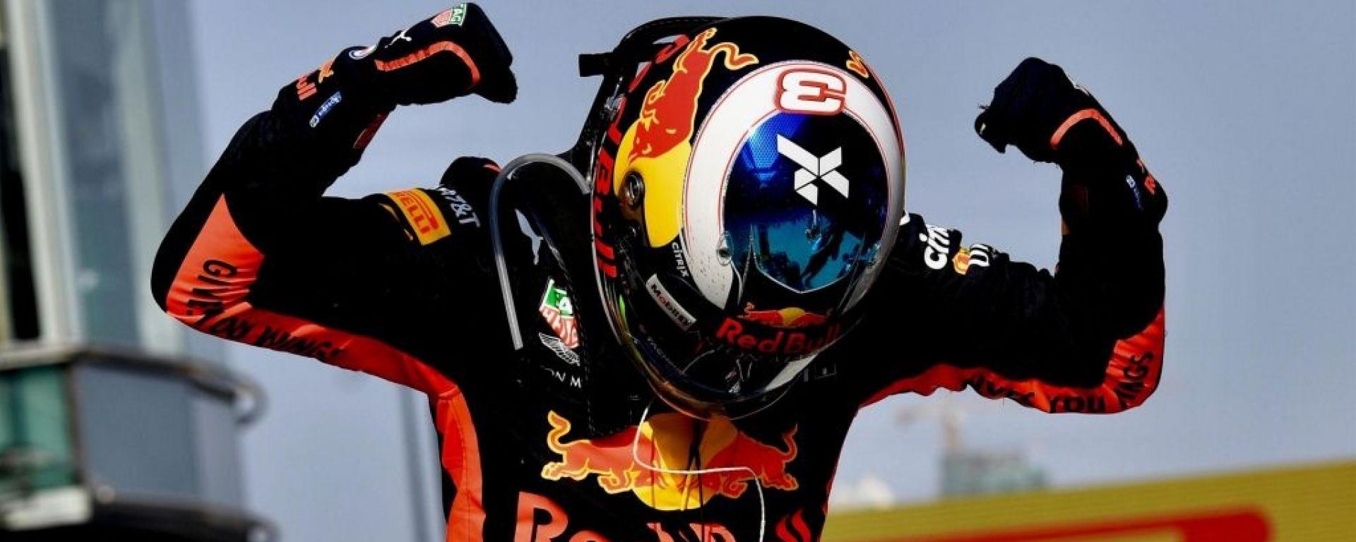 F1 2018 GP Cina