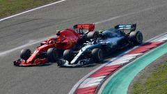 F1: i momenti più belli del GP di Cina - Immagine: 1