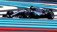 GP Francia, FP1: Mercedes davanti a tutti mentre Ferrari arranca. Ericsson vede andare a fuoco l'Alfa Romeo Sauber - Immagine: 2