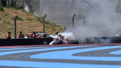 Guarda il resoconto delle FP1 - GP Francia 2018