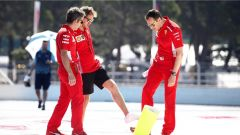 """F1 2018, GP Francia: Vettel è fiducioso """"siamo qui per fare bene con la Ferrari"""" - Immagine: 2"""