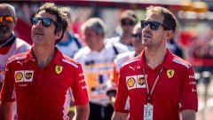 """F1 2018, GP Francia: Vettel è fiducioso """"siamo qui per fare bene con la Ferrari"""" - Immagine: 1"""