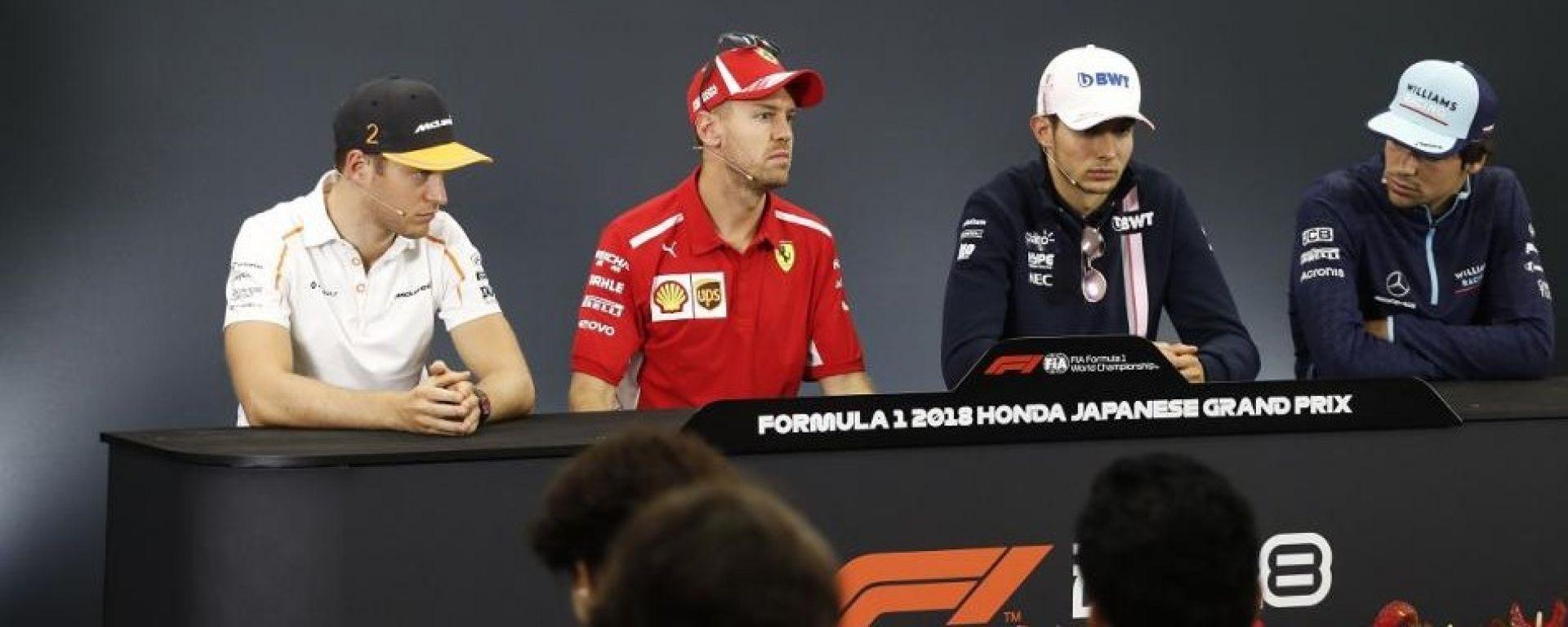 """GP Giappone, Vettel: """"Qui mi aspetto di andare forte"""""""