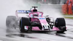 GP Italia, FP1: Piove a Monza, Perez davanti a Raikkonen. Problemi al cambio per Vettel