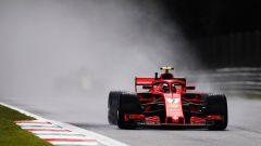 GP Italia, FP1: Piove a Monza, Perez davanti a Raikkonen - Immagine: 2