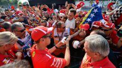 """GP Italia, Vettel prudente, Kimi meno: """"L'obiettivo è mettere due Ferrari davanti"""" - Immagine: 7"""