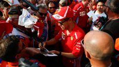 """GP Italia, Vettel prudente, Kimi meno: """"L'obiettivo è mettere due Ferrari davanti"""" - Immagine: 10"""