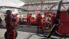 GP Messico, Olè Verstappen! Ferrari a podio. Hamilton: 5° titolo! - Immagine: 5