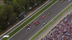 GP Messico, Olè Verstappen! Ferrari a podio. Hamilton: 5° titolo! - Immagine: 7