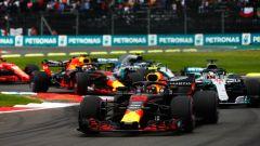 GP Messico, Olè Verstappen! Ferrari a podio. Hamilton: 5° titolo! - Immagine: 9