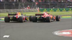 GP Messico, Olè Verstappen! Ferrari a podio. Hamilton: 5° titolo! - Immagine: 10