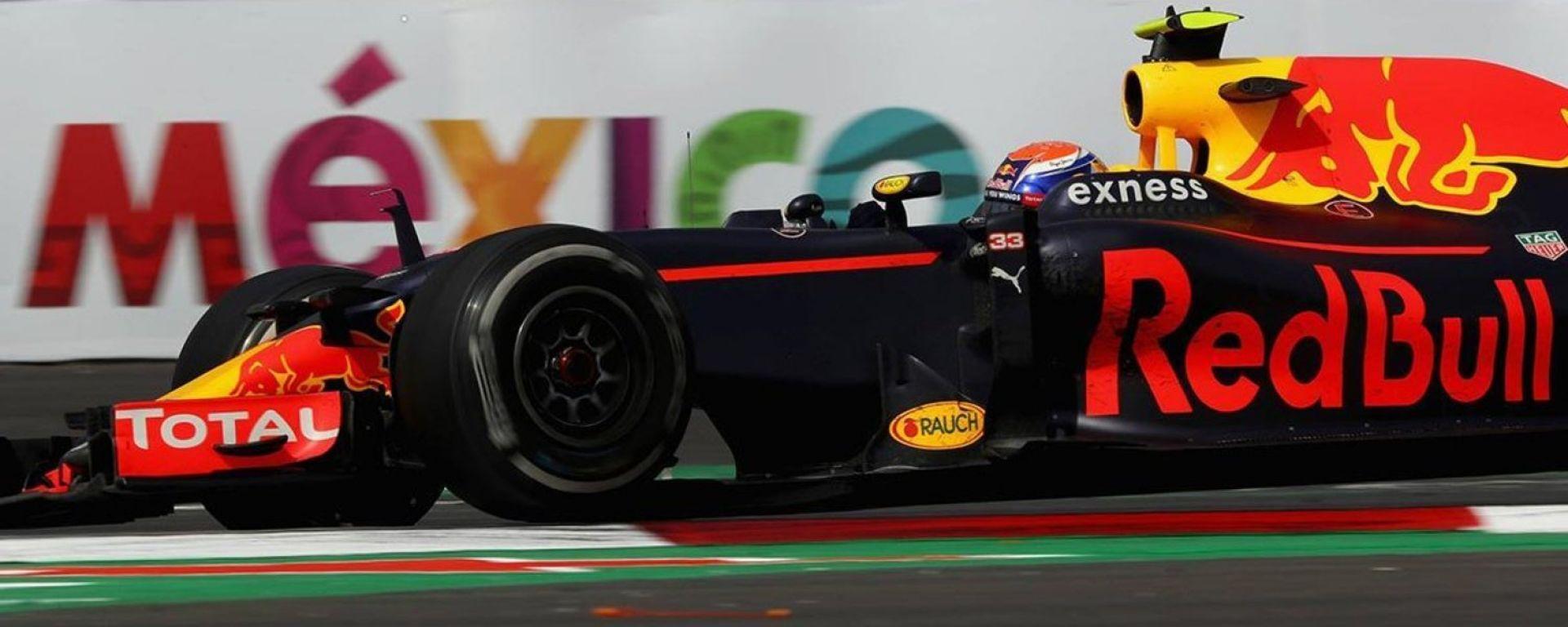 F1 2018 GP Messico