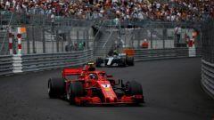 F1 2018 GP Monaco, Raikkonen contro Bottas