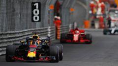 F1 2018 GP Monaco, Ricciardo contro Vettel