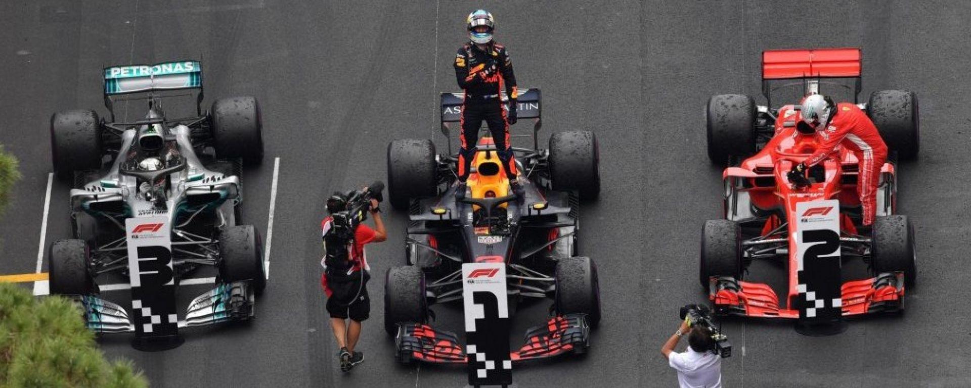 F1 2018 GP Monaco