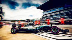 F1 2018, GP Russia, FP2, Mercedes mostra i muscoli: 1° Hamilton. Vettel solo 5°