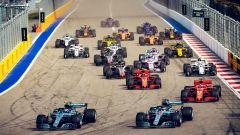 F1 2018, GP Russia: le pagelle di Sochi