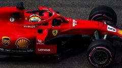 """F1 2018, GP Russia, Vettel: """"Tanto lavoro da fare, ma puntiamo alla prima fila"""""""