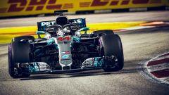 GP Singapore: Hamilton domina e prenota il quinto titolo, Vettel 3° - Immagine: 4