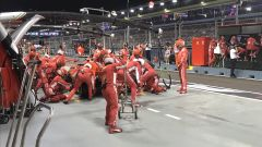 GP Singapore: Hamilton domina e prenota il quinto titolo, Vettel 3° - Immagine: 7