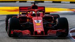 GP Singapore: Hamilton domina e prenota il quinto titolo, Vettel 3° - Immagine: 12