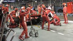 GP Singapore: Hamilton domina e prenota il quinto titolo, Vettel 3° - Immagine: 13