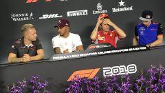 """F1 2018, GP Singapore, Raikkonen: """"Lasciare la Ferrari, non una mia decisione"""""""