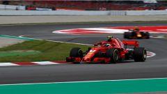 F1 2018 GP Spagna, Kimi Raikkonen