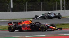 F1 2018 GP Spagna, Max Verstappen