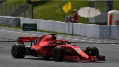 F1 2018 GP Spagna, Sebastian Vettel