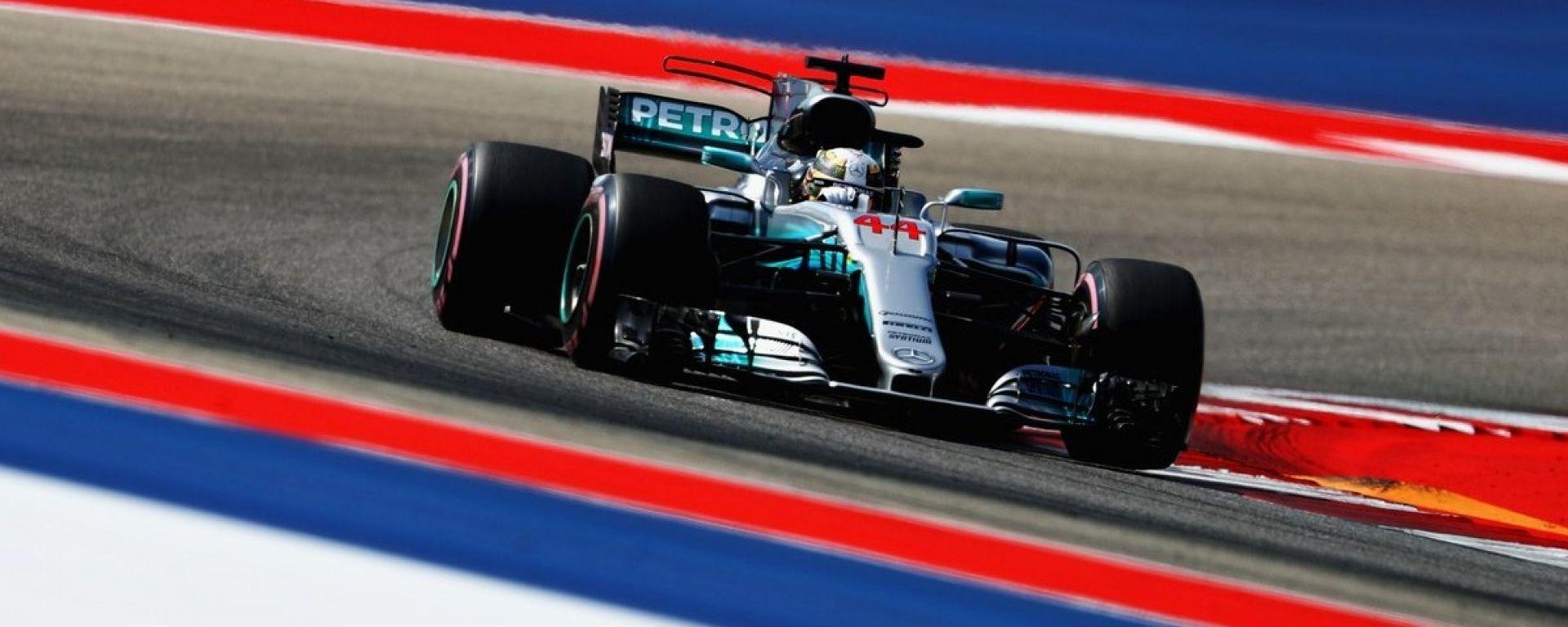 F1 2018 GP Stati Uniti