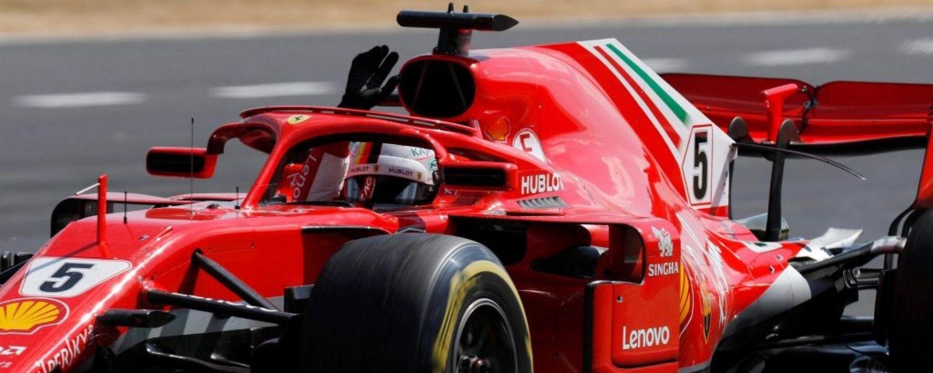 F1 2018, GP Ungheria: Vettel punta sulle UltraSoft, Hamilton sulle Soft