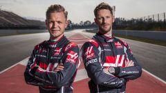 F1 2018, Haas: confermati Magnussen e Grosjean per il 2019