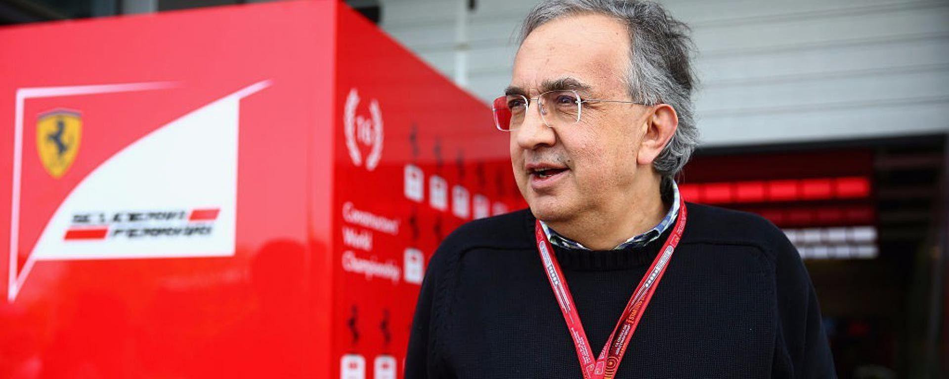 Il mondo della Formula 1 saluta Sergio Marchionne