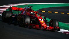 F1 2018, Kimi Raikkonen