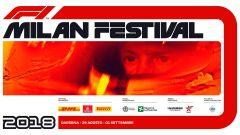 F1 2018, La Formula 1 sbarca in Darsena a Milano con il F1 Fan Festival