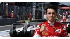 """Leclerc: """"Non vado in Ferrari a fare il secondo a Vettel"""""""